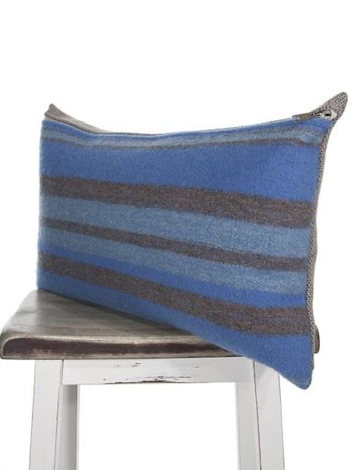 Azure South American Lumbar Pillow Angle