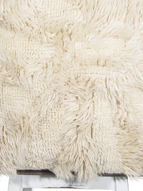 Vintage Latch Hook Starfish Floor Pillow Zoom