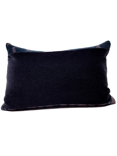 Aritzia Boiled Wool Lumbar Pillow Back