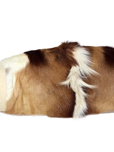 Goat Mohawk Lumbar Pillow Flat