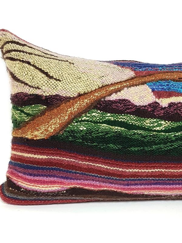 Windswept Lumbar Pillow Feature