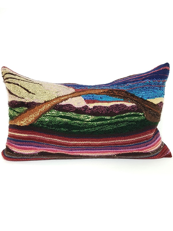 Windswept Lumbar Pillow Front